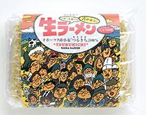 津村製麺所生ラーメン